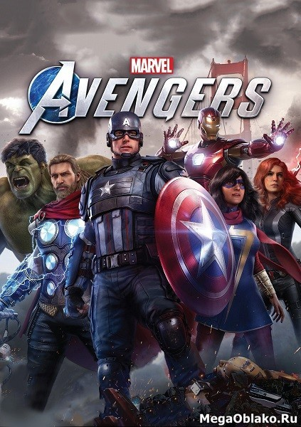 Marvel's Avengers - Deluxe Edition (2020/RUS/ENG/Steam-Rip)
