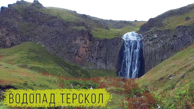 Водопад Терскол Водопады Кабардино Балкарии Waterfalls of Kabardino Balkaria