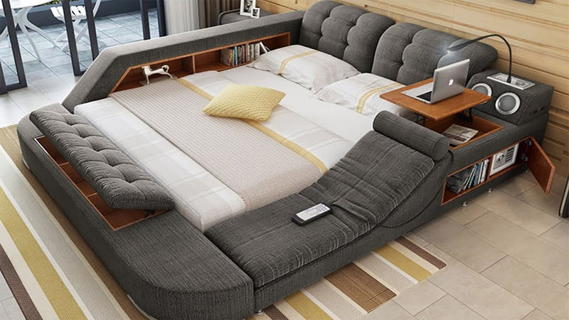 Fantastic Space Saving Ideas Smart Furniture ▶ 2