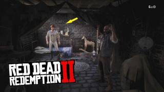 Red Dead Redemption 2 ► Секретный нелегальный бизнес в Роудс