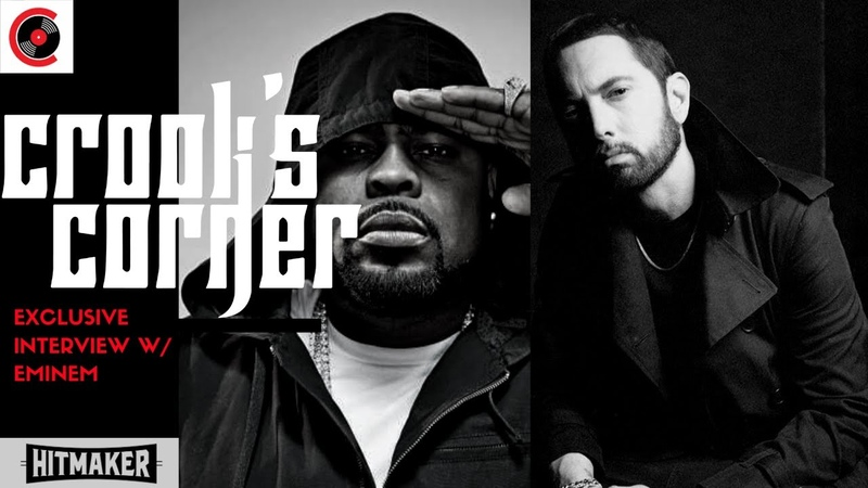 Crook's Corner Exclusive Interview w Eminem