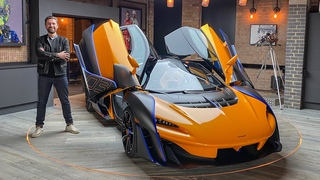 NEW McLaren Sabre Exclusive Review! First Look Of 824hp Hypercar - The Fastest...