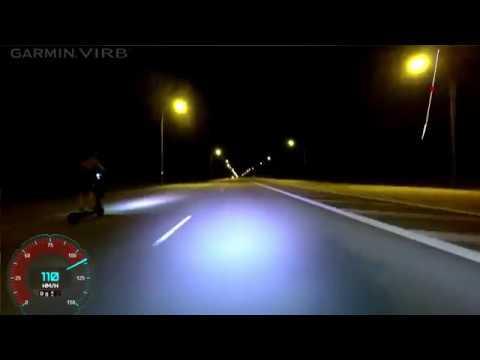 Fast Dualtron 120km h POV