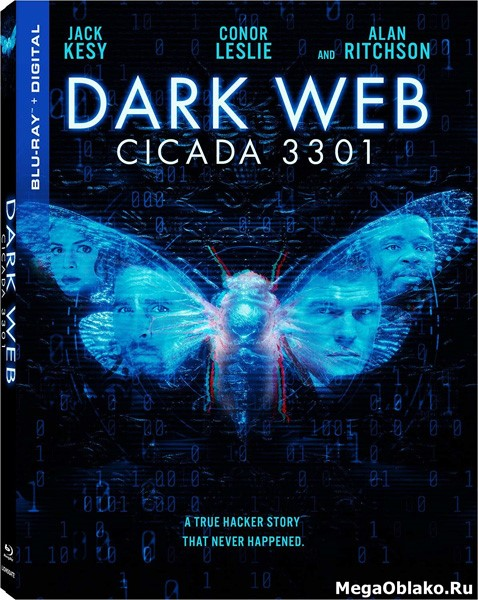Цикада 3301: Квест для хакера / Dark Web: Cicada 3301 (2021/BDRip/HDRip)