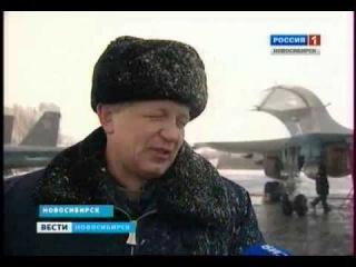 Новая партия бомбардировщиков Су-34 ()