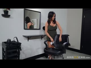 [ / ] Ariella Ferrera & Vina Sky - Scissoring Rivalry ( г, Lesbian 1080p]
