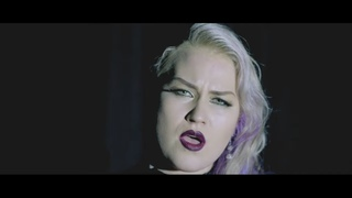 """Magnus Karlsson's Free Fall - """"Queen Of Fire"""" feat. Noora  Louhimo (Battle Beast) - Official Video"""