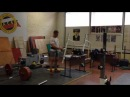 Pozdeev deload training for Battle of Champions 2014