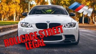 BMW M3 V8  E92 450cv!!   STREET ROLL BAR   CAR PORN   EP 2