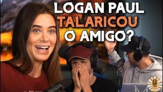 LANA RHOADES RECEBEU UMA PROPOSTA DE LOGAN PAUL   LEGENDADO
