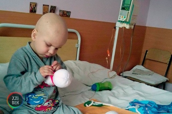 Четырехлетний мальчик самостоятельно заработал на лечение рака.