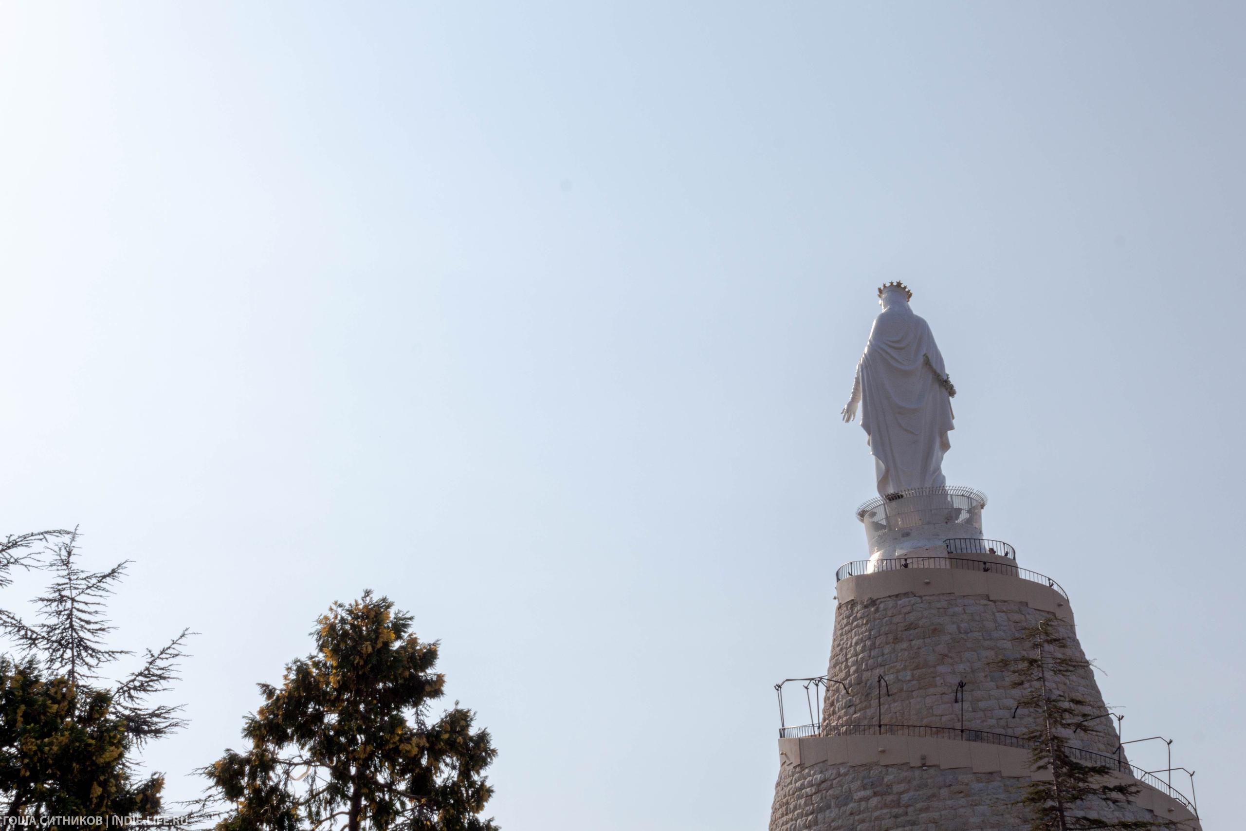 Дева Мария Ливанская