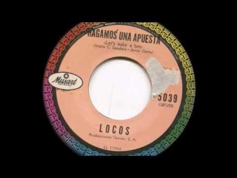 Locos Let's Make a Bet 1971
