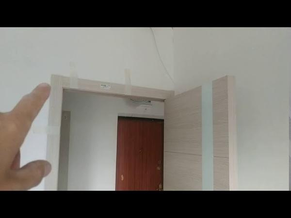 Двери из ОБИ качество и косяки