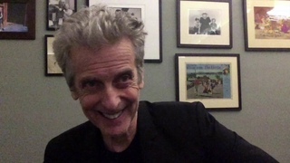 A thank you from Peter Capaldi