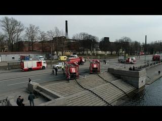 Коллеги вспоминают Илью Белецкого, погибшего при тушении пожара на Невской мануфактуре