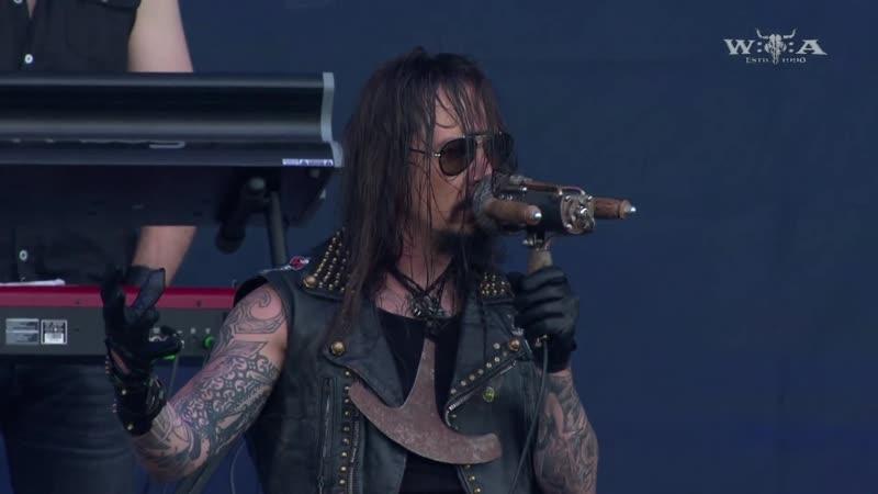 Amorphis - Black Winter Day (Live at Wacken Open Air 2015)