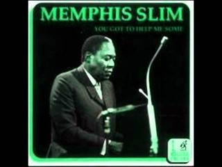 Memphis Slim & Willie Dixon - Joggie Boogie