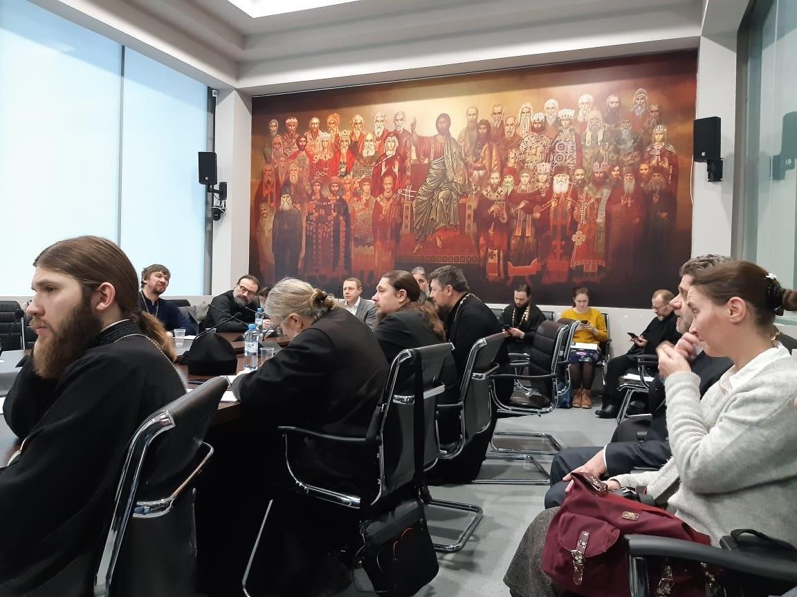 Представители храма Покрова Пресвятой Богородицы в Некрасовке приняли участие в конференции «Идите, научите»