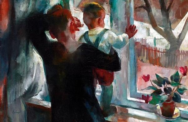 Сёньи Иштван (Szőnyi István17.1.1894  1960)  венгерский живописец и график.