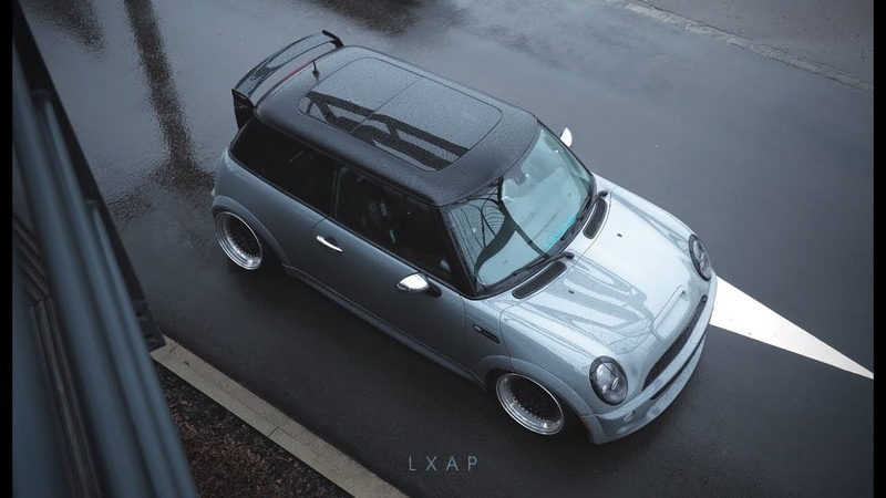 Bagged Mini R53 BBS RS Airforce Suspension