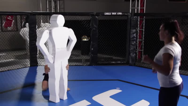 Papa Jake Conor McGregor Vs Ronda Rousey The Finisher Challenge