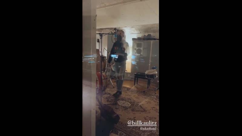 Bill Kaulitz Georg Listing Instagram Stories 20 11 2020
