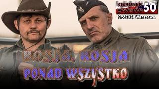 """""""Rosja, Rosja ponad wszystko"""" - KW 50  Nd.  . Poręba Jabłonowski (Olszański) Osadowski."""