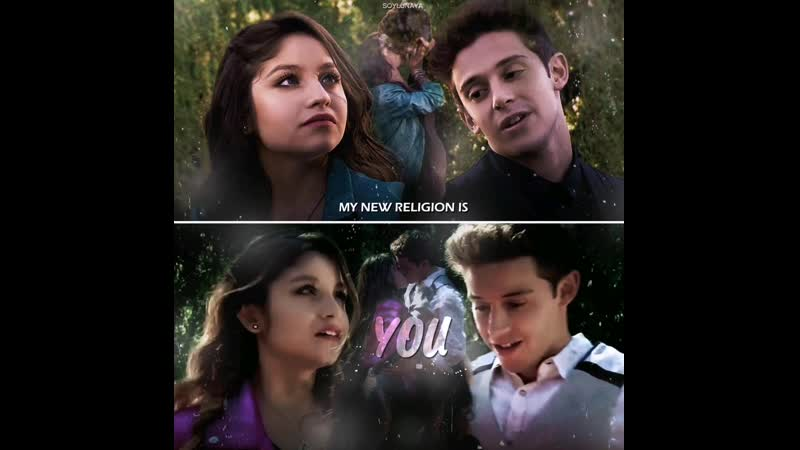 My new religion is you | Luna Matteo | Lutteo