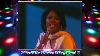 70's-80's Disco Mix Part I & II (Gloria Gaynor, Diana Ross, Cheryl Lynn...)