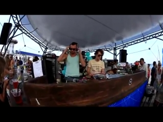 : The BOX - DJ Nils (Slowdance) || Video @ Space bar Kazantip Z20 ()