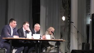 Часть 2 выступления Л.А. Батюковой на расширенном заседании РОО Федерации Футбола РМЭ