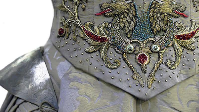 Элементы костюма Игры престолов