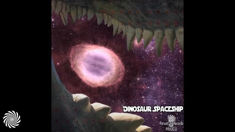 Dinosaur Spaceship Wild Love