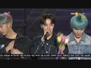 190115 28th High1 Seoul Music Awards - - 최고앨범상 수상 12 - - BTS 방탄소년단 @BTS_twt