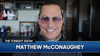 Will Matthew McConaughey Run for Governor of Texas? | The Tonight Show Starring Jimmy Fallon