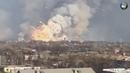 Взрыв склада боеприпасов в Казахстане г Арысь