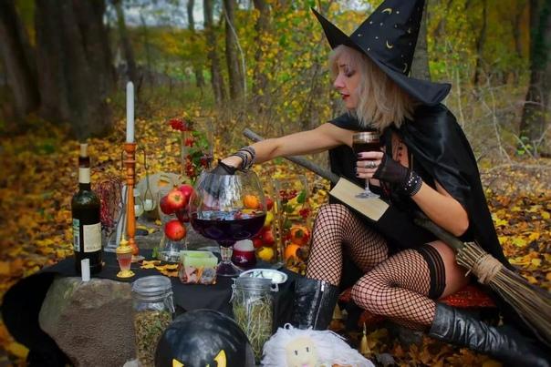 Какая женщина может стать ведьмой? MGfxZDIVZgE