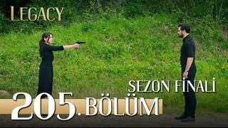 Emanet 205. Bölüm   Legacy Episode 205 (Sezon Finali)