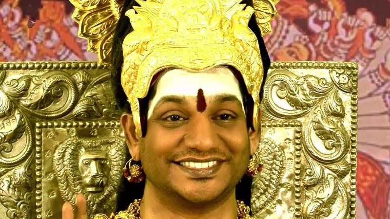 Shiva in Physical Form - Enjoy Extremely Rare Physical Manifestation of Paramashiva On Planet Earth!