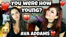 My First Time | ft. Ava Addams | StoryTime FirstTime