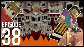 Hermitcraft 7: Episode 38 - MANSION FINISHED AND PRANKS