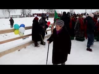 В селе Шуерецкое Беломорского района Карелии открыли новый мост