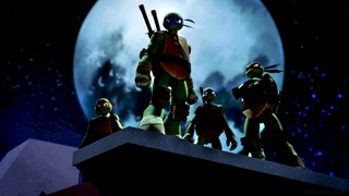 TMNT 2012 Opening Song Instrumental 10 Hours Extended