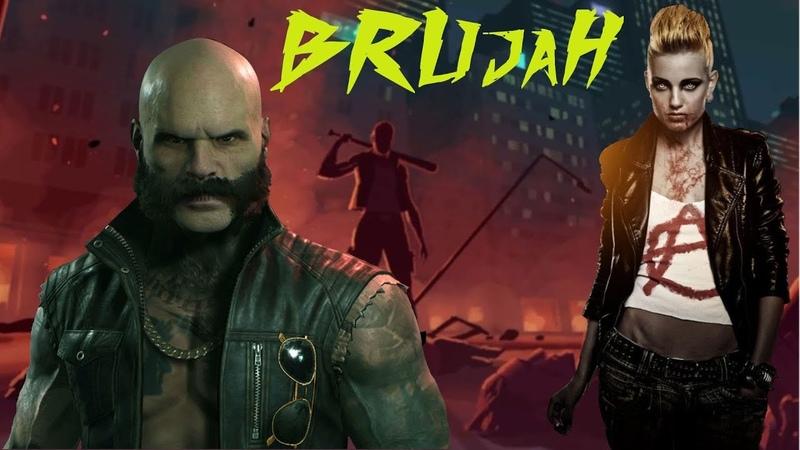 Клан Бруха Brujah в Vampire the Masquerade