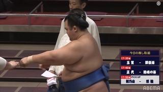 Sumo LIVE Stream – Aki 2020 - Day 7