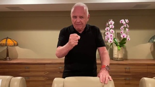 """Sir Anthony Hopkins: """"Congratulations Class of 2020"""" - a message to all graduating  in 2020"""