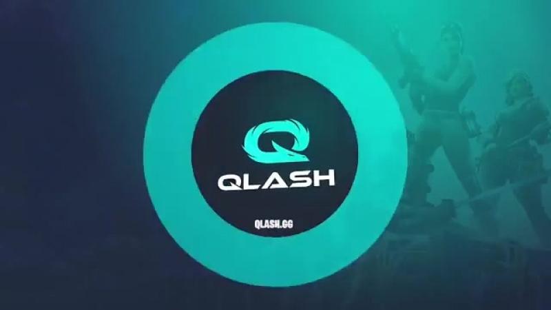 QLASH TeamPro Zid