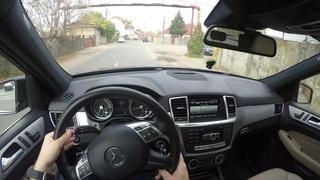 2014 Mercedes-Benz ML350 CDI W166 - Test Drive