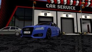 City Car Driving - Audi S8 Plus D4 l Driving   CCD  